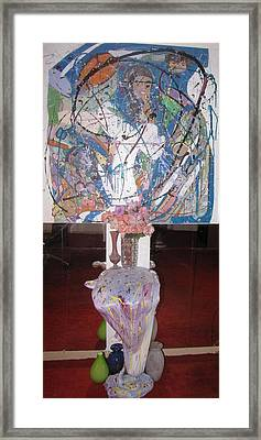 Guess Framed Print by HollyWood Creation By linda zanini