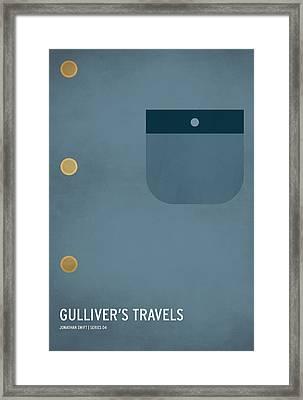 Gulliver's Travels Framed Print by Christian Jackson