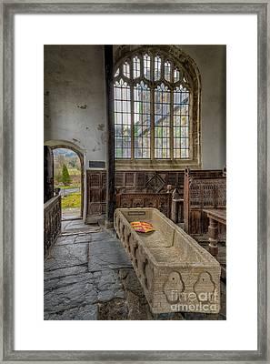Gwydir Chapel Framed Print by Adrian Evans