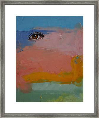 Gypsy Framed Print by Michael Creese