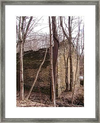 Hagy's Paper Mill Framed Print by Bill Cannon