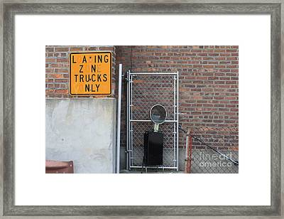 Hair Dried Framed Print by Lotus