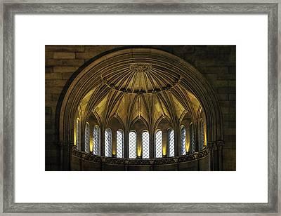 Half Dome Framed Print by Lynn Palmer