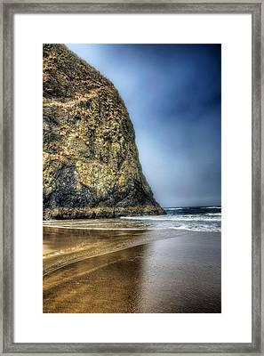 Half Stack Framed Print by Spencer McDonald