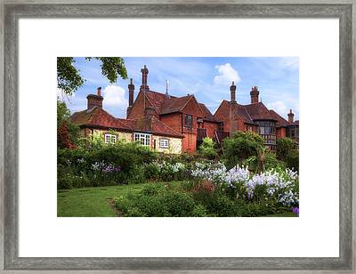 Hampshire Framed Print by Joana Kruse