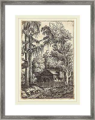 Hans Sebald Lautensack German, 1524-1561-1566 Framed Print by Litz Collection