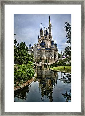 Happily Ever After Framed Print by Heather Applegate