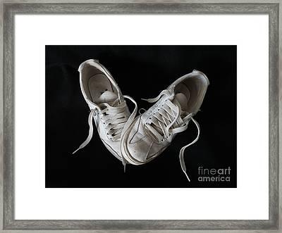 Happy Days Framed Print by Marcia Lee Jones