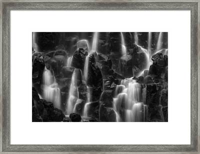Harmony Framed Print by Chris Moore