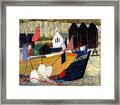 Hastings Remembered Framed Print by Eric Hains