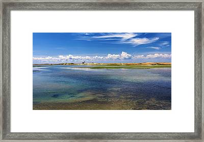 Hatches Harbor Framed Print by Bill Wakeley