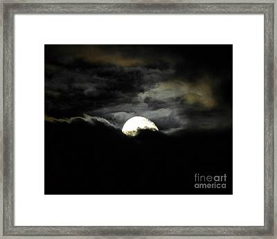 Haunting Horizon 02 Framed Print by Al Powell Photography USA
