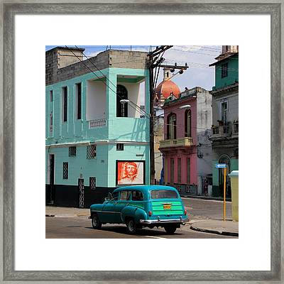 Havana 36 Framed Print by Andrew Fare