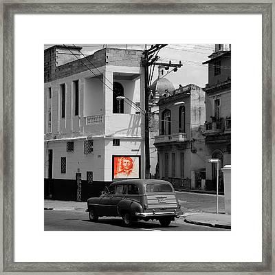 Havana 36b Framed Print by Andrew Fare