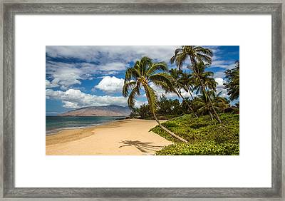 Hawaiian Tropical Paradise Framed Print by Pierre Leclerc Photography