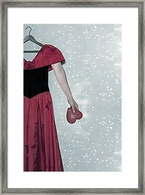 Headless Love Framed Print by Joana Kruse