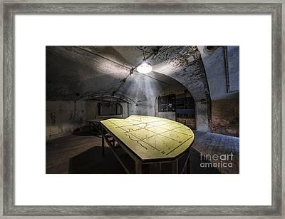 Headquaters  Framed Print by Svetlana Sewell