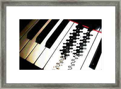 Hearing Perception, Conceptual Artwork Framed Print by Science Photo Library