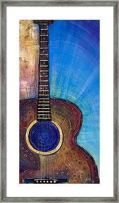 Heart Song Framed Print by Tanielle Childers