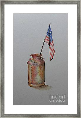 Heartland America Framed Print by Catherine Howley