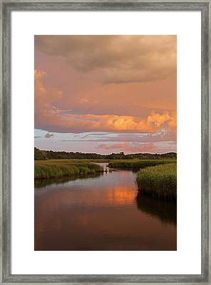 Heaven On Earth Framed Print by Juergen Roth