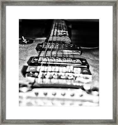 Heavy Metal Framed Print by Bill Cannon