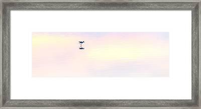 Heiwa IIi Framed Print by Peter Tellone