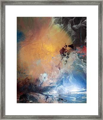 Helios Megistos Framed Print by Petros Yiannakas