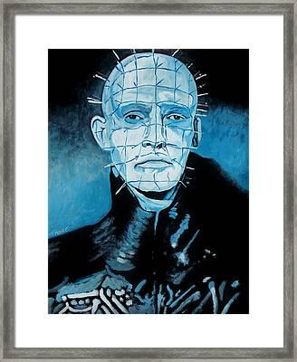 Hellraiser Framed Print by Jeremy Moore