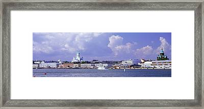 Helsinki, Finland Framed Print by Panoramic Images