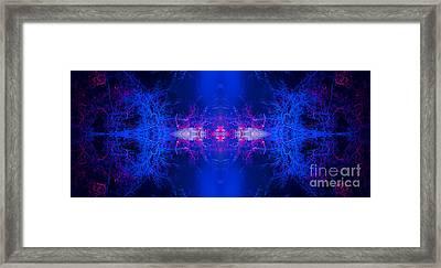 Henosis Framed Print by Tim Gainey