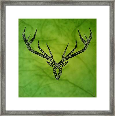 Herne Framed Print by Guy Pettingell