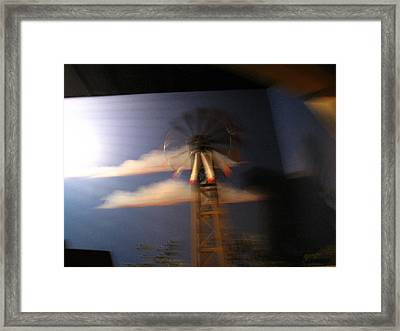 Hershey Park - 121221 Framed Print by DC Photographer