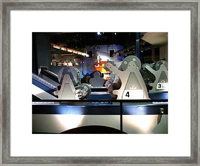 Hershey Park - 121237 Framed Print by DC Photographer