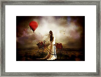 High Hopes Framed Print by Shanina Conway