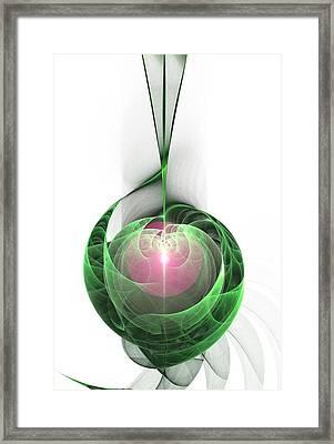 High Note Framed Print by Anastasiya Malakhova