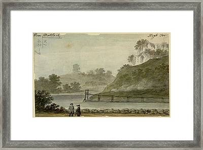 High Tor Framed Print by British Library