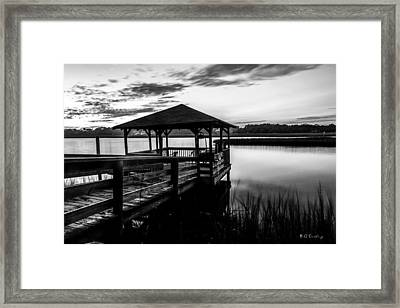Hinson House 1 Framed Print by Bill Cantey