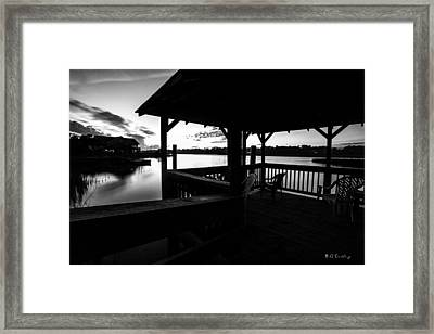 Hinson House 2 Framed Print by Bill Cantey