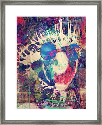 Hippies Call Out  Framed Print by JC Photography and Art