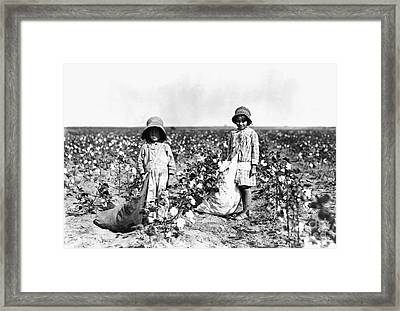 Historical 20st Century People Black And White Artwork 128 Framed Print by Boon Mee