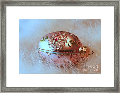 Holiday Greetings From Days Past  Framed Print by Inspired Nature Photography Fine Art Photography