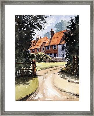 Holkham Ancestry Angmering Sussex Framed Print by Bill Holkham