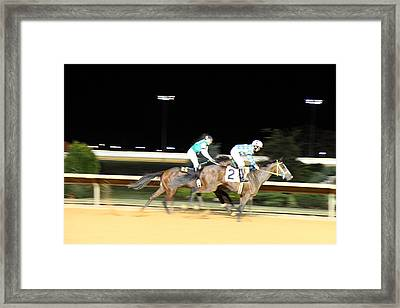 Hollywood Casino At Charles Town Races - 121211 Framed Print by DC Photographer