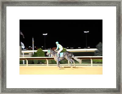 Hollywood Casino At Charles Town Races - 121227 Framed Print by DC Photographer