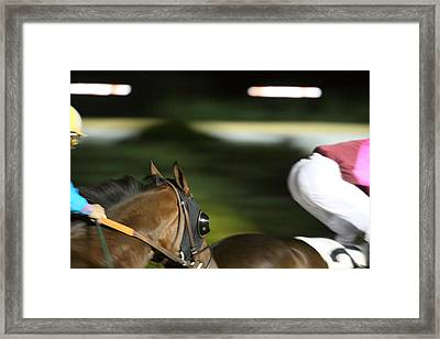 Hollywood Casino At Charles Town Races - 121246 Framed Print by DC Photographer