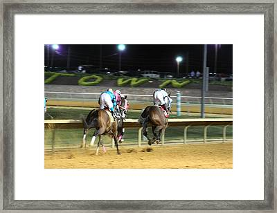 Hollywood Casino At Charles Town Races - 121249 Framed Print by DC Photographer