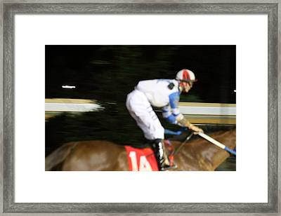 Hollywood Casino At Charles Town Races - 121260 Framed Print by DC Photographer