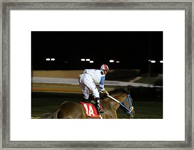 Hollywood Casino At Charles Town Races - 121262 Framed Print by DC Photographer