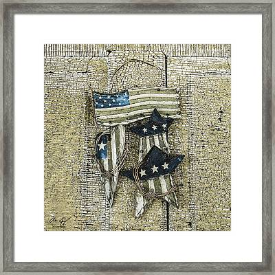 Home Framed Print by Aaron Spong